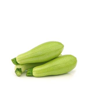 Courgette-blanche
